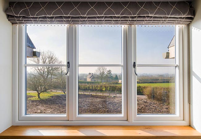 glazing bars are available on most of our windows